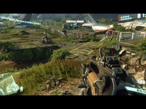 Crysis 3 Beta Multiplayer Gameplay