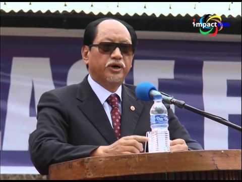 Election campaign: Nephiu Rio attacked O Ibobi again