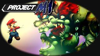 Project M TurboTAStic: Super Mario VS Team Giga Bowser