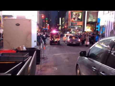 New FDNY EMS Gator maneuvers on city street