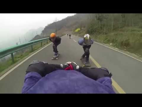 That Longboard Shop - Downhill China