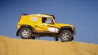 Top Gear - Bowler Wild Cat