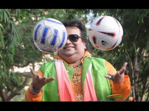 FIFA World Cup: Bappi Lahiri composes song 'Love for Football' for FIFA World Cup