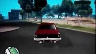 GTA San Andreas Carros Nacionais 1 (PC)