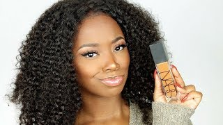 Is NARS Radiant Longwear Foundation For Me?  First Impressions & Demo