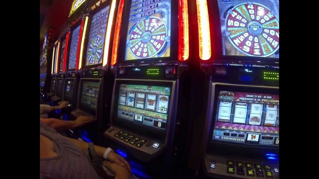 slot machines at silver reef casino
