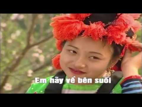 [Karaoke MV HD] Tình Ca Tây Bắc - NSƯT Vi Hoa ft. Đức Long
