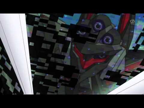 Dot Phasor VS Bandit Leader [Mystery Power] Danball Senki Wars:HD