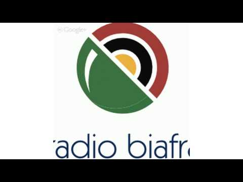 Radio Biafra Live Braodcast from London/Ghana 21 October 2013