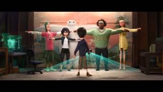 Veľká šestka - trailer na rozprávku