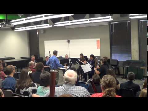 UVU Small Ensembles Spring 2014 - Clarinet Choir