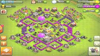 All comments on Clash of Clans - Town Hall Level 7 Base Redesign