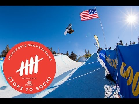 Shaun White wins the 5th and final 2014 Mammoth Grand Prix pipe - TransWorld SNOWboarding