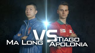 Review all the highlights from the MA Long vs APOLONIA Tiago Quarter Final first stage table tennis match at the 2014 Men&#39;s...</div><div class=