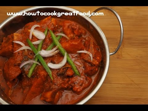 Indian Food - Lamb Curry recipe - Pressure cooker - Mutton Rogan Josh ...