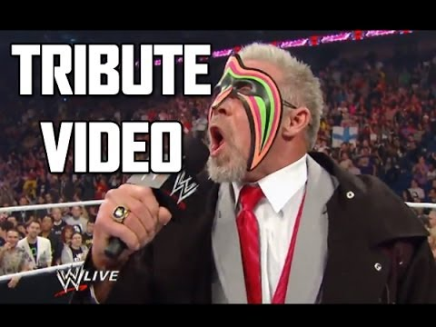 WWE Legend The Ultimate Warrior Dies at Age 54, RIP Ultimate Warrior Tribute Video