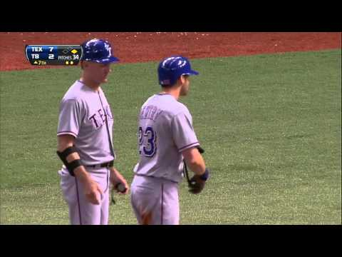 2013/09/19 Gentry's RBI single