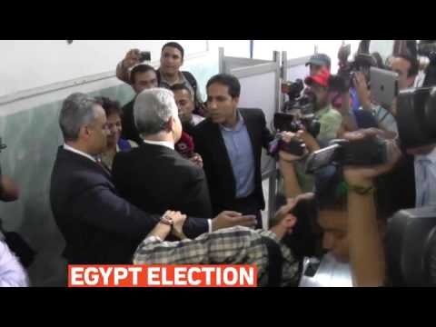 mitv - Egypt votes in poll seen giving Sisi landslide victory