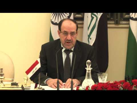 Visit of Prime Minister of Iraq: Joint Media Statement (August 23, 2013)