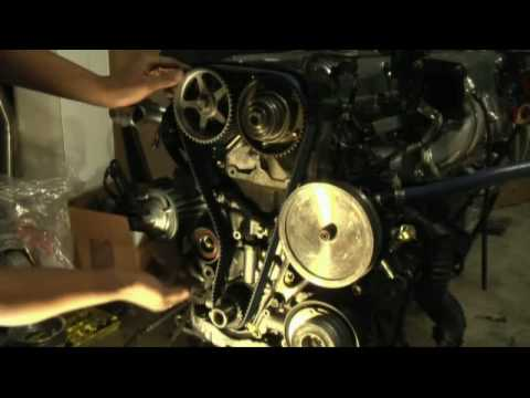 Двигатель 2JZ-GE. Гараж Джефа. Часть 3