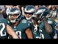 Eagles Top the Rams in NFC Showdown Stadium