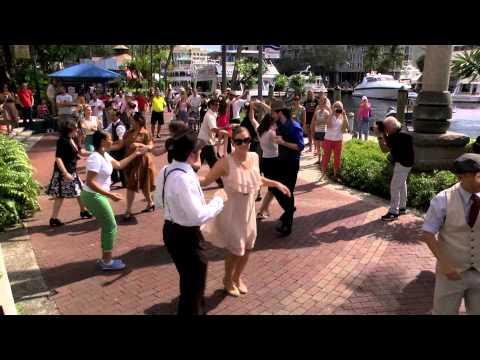 Flashmob - Riverwalk Fort Lauderdale - Nov 3, 2013