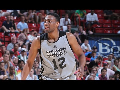 Jabari Parker Mic'd Up in Vegas