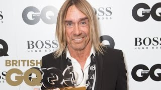Iggy Pop: Icon | GQ Men Of The Year Awards 2014