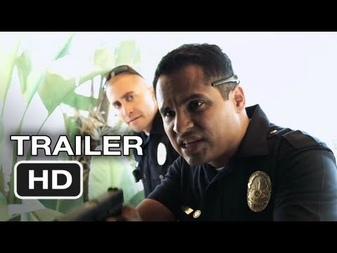 End Of Watch Official Trailer #2 (2012) Jake Gyllenhaal Movie HD
