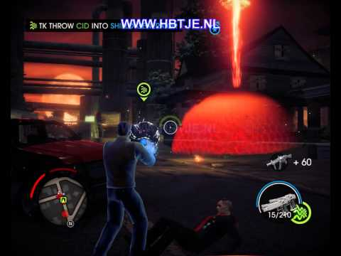 Saints Row IV walkthrough part 22