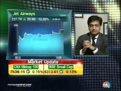 Buy Jet Airways, says Pankaj Jain