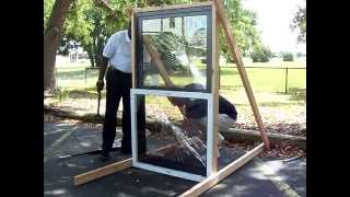 Evolution Hurricane Shutter / Hurricane Impact Window Live
