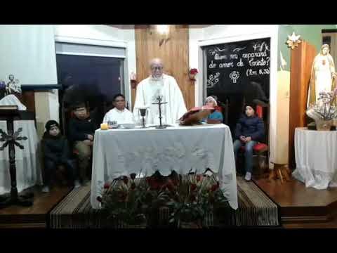 Santa Missa | 06.08.2020 | Quinta-feira | Padre José Sometti | ANSPAZ