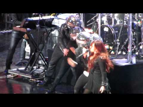 "Demi Lovato: ""All Night Long"" - Z100 Jingle Ball Madison Square Garden New York, NY 12/9/11"
