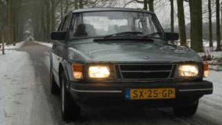Saab 90 back in action