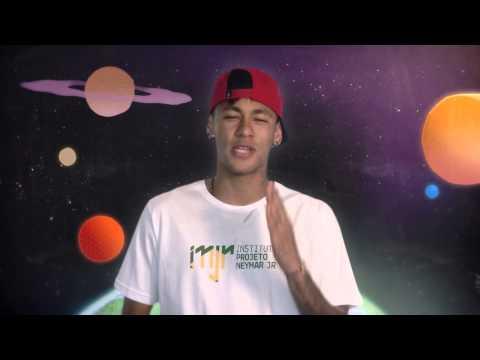 Vídeo Neymar e Daniel Alves se unem ao UNICEF para promover os Objetivos do Desenvolvimento Sustentável