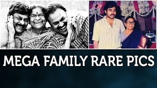 Mega Family Rare Unseen Photos