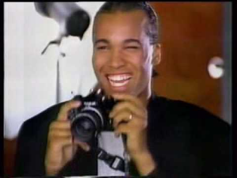 Shanice - I Love Your Smile 1991 PV