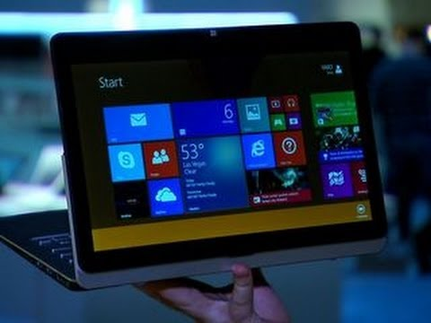 Sony Vaio Flip 11 swings into tablet mode