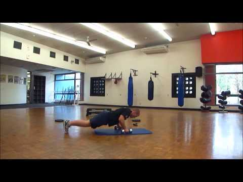 Advanced Workouts for Judo: demonstration workout
