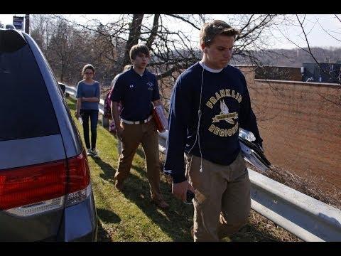 20 injured in mass stabbing at Pennsylvania high school
