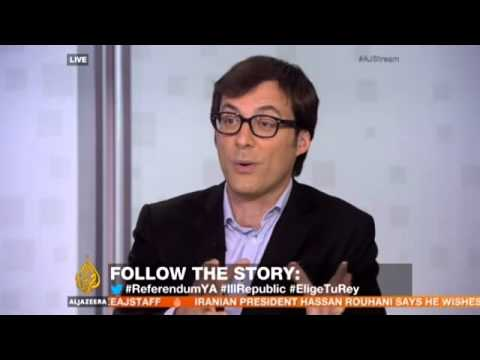 2014 06 10 aljazeera 02 30 The Stream - What future for the monarchy in Spain?