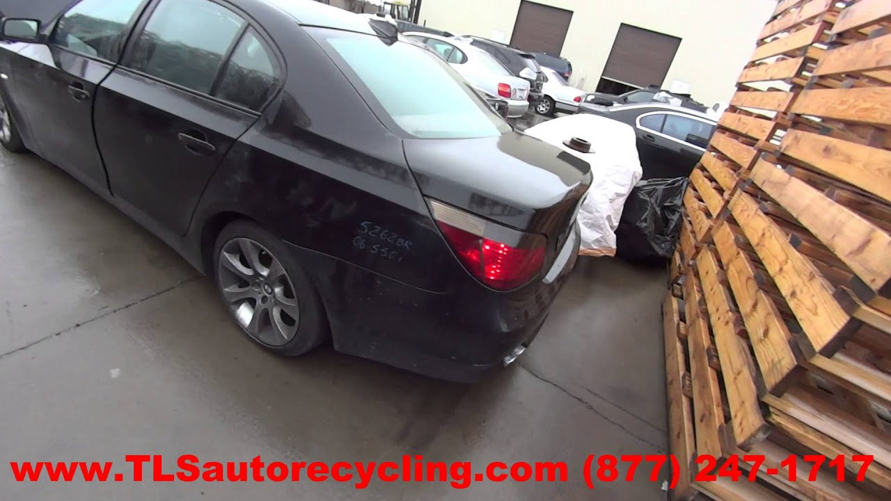 parting out 2006 bmw 550i - stock - 5262br - tls auto recycling