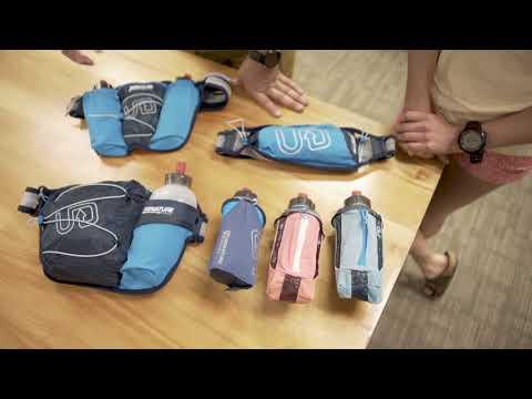 Ultimate Direction Adventure Pocket v4 Running Waist Pouch/Bum Bag Graphite