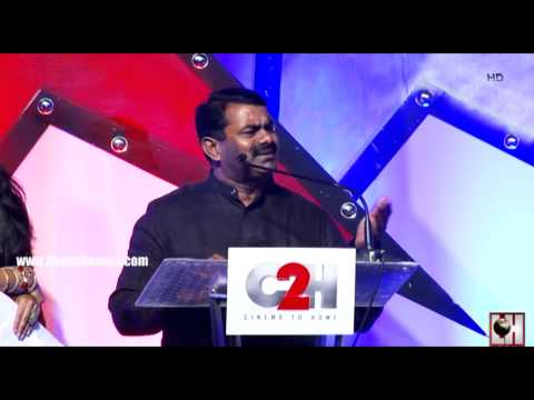 Seeman Speech At Cheran's C2H Launch