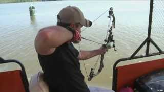 Epic bowfishing for Carp