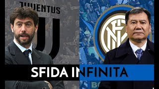 Verso Juventus-Inter: i 5 motivi di una rivalità infinita VIDEO