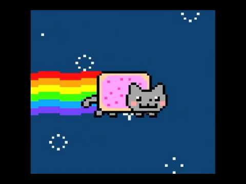 Nyan Cat - Can you handle 3.5 minutes? Meow me me meow