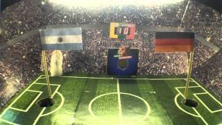 Final - La predicción del Ratón Mundialista: Argentina - Alemania Mundial Brasil 2014