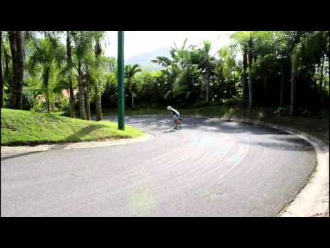 Metro Downhill | Ian in Sabanera
